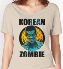 korean zombie Women's Relaxed Fit T-Shirt