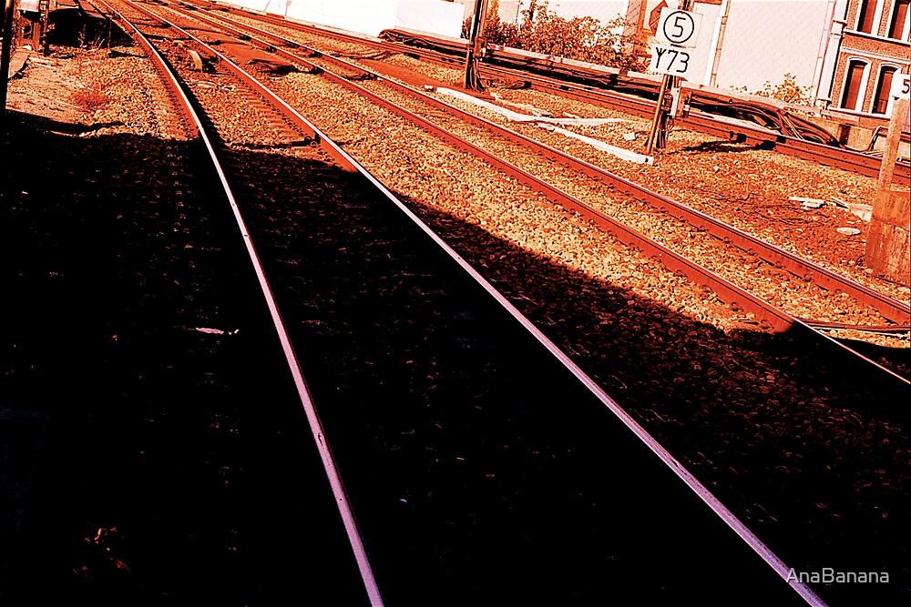 Train 2 by AnaBanana