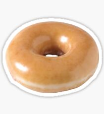 Krispy Kreme Original Glazed Donut Sticker