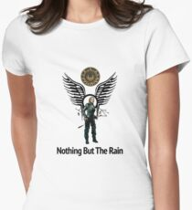 Battlestar Galactica - Starbuck - Bring On The Rain  Women's Fitted T-Shirt