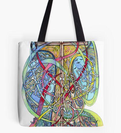 Christ is Risen Tote Bag