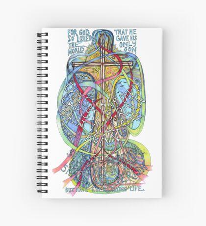 Christ is Risen Spiral Notebook