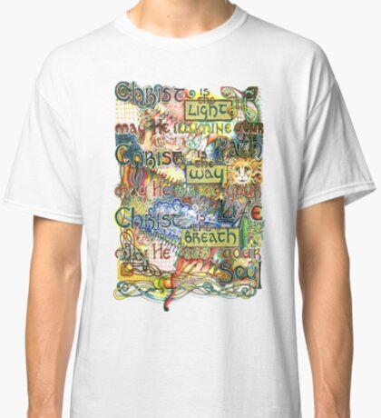 Christ is the Light Classic T-Shirt