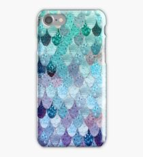SUMMER MERMAID II iPhone Case/Skin