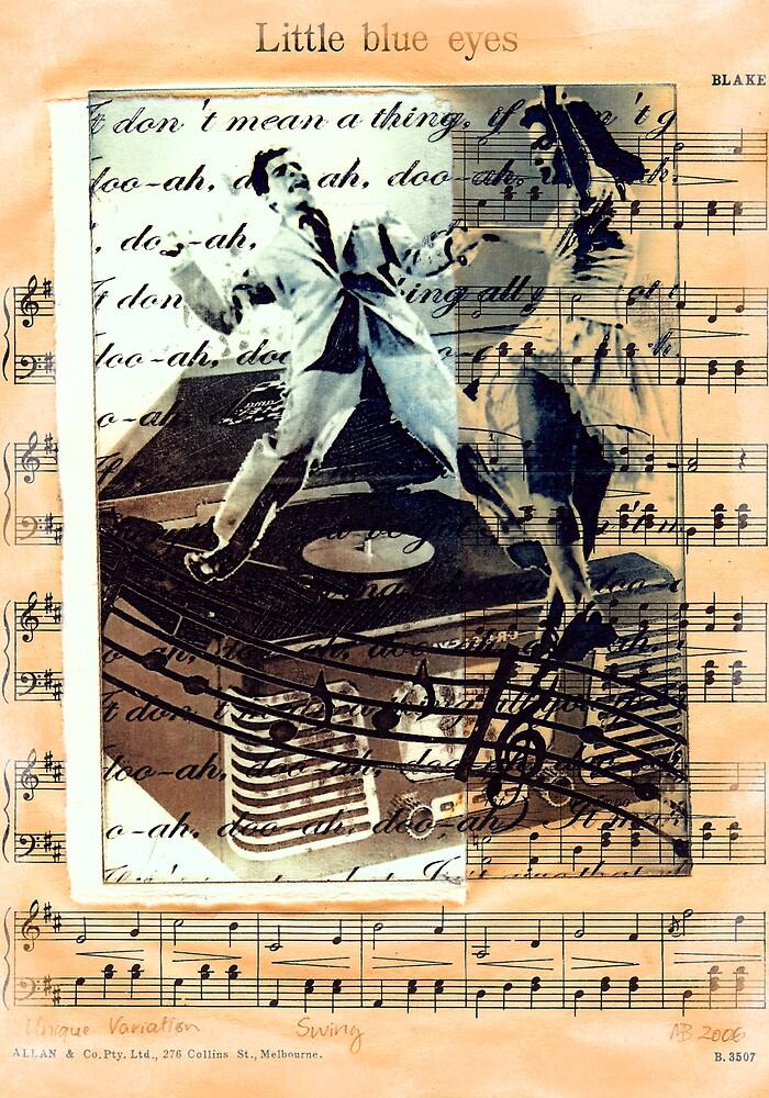 Swing by Marilyn Brown