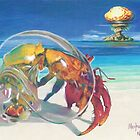 Hermit Crab Explosion by Meghan Niven