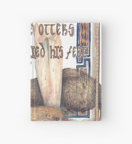St. Cuthbert and the Otter Hardcover Journal