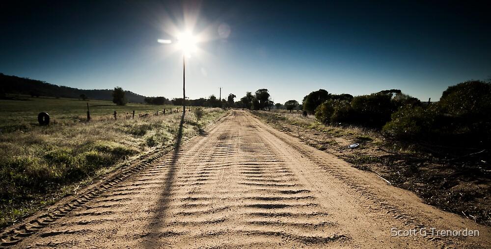 York Sunrise Study: #4 by Scott G Trenorden