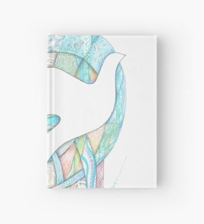 Darkness into Light Hardcover Journal