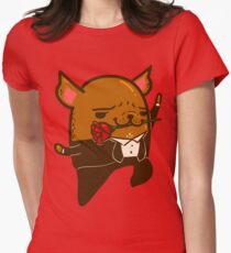 Tango Bub Womens Fitted T-Shirt