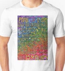 David's Praise Unisex T-Shirt
