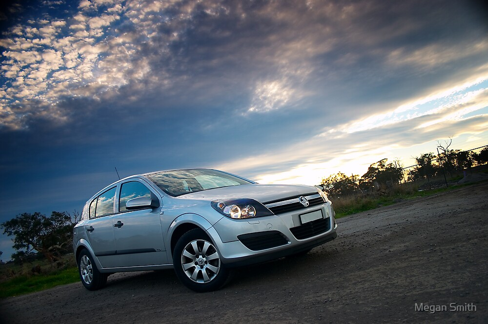 Holden AH Astra by Tim Smith