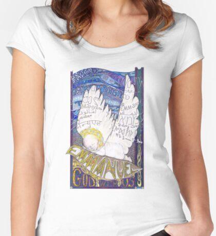 Emmanuel Women's Fitted Scoop T-Shirt