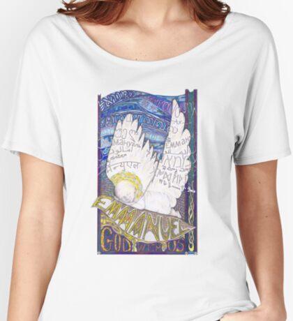 Emmanuel Women's Relaxed Fit T-Shirt