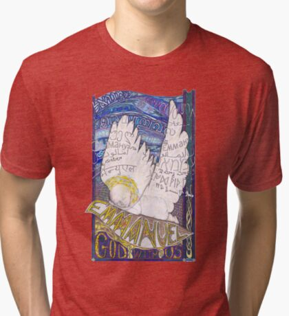 Emmanuel Tri-blend T-Shirt