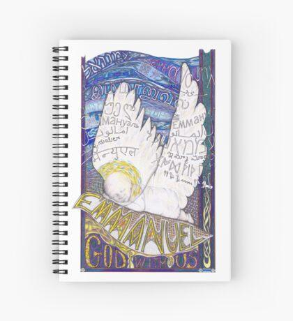 Emmanuel Spiral Notebook
