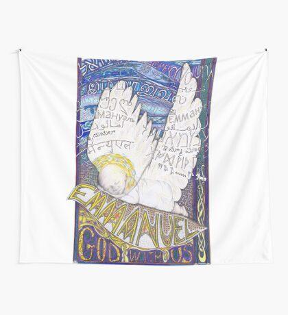 Emmanuel Wall Tapestry