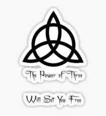 Charmed Power 3 Sticker