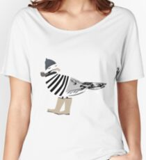 Fisher seagull Women's Relaxed Fit T-Shirt