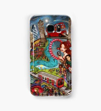 Sounds of London Samsung Galaxy Case/Skin