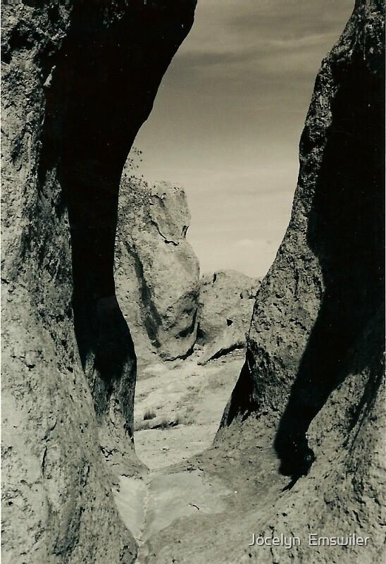 more boulders by Jocelyn  Emswiler