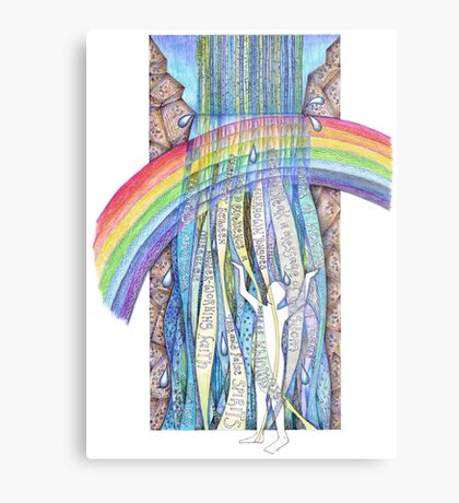 Gifts of the Spirit Metal Print