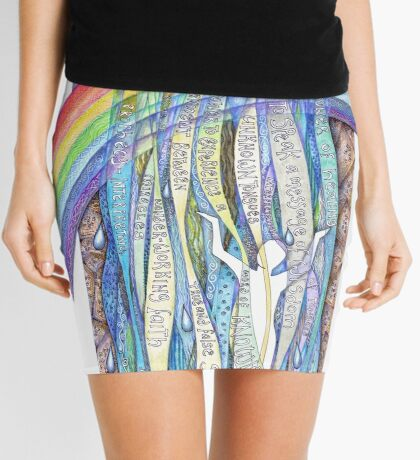 Gifts of the Spirit Mini Skirt