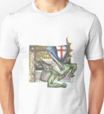 St. George and the Dragon Unisex T-Shirt