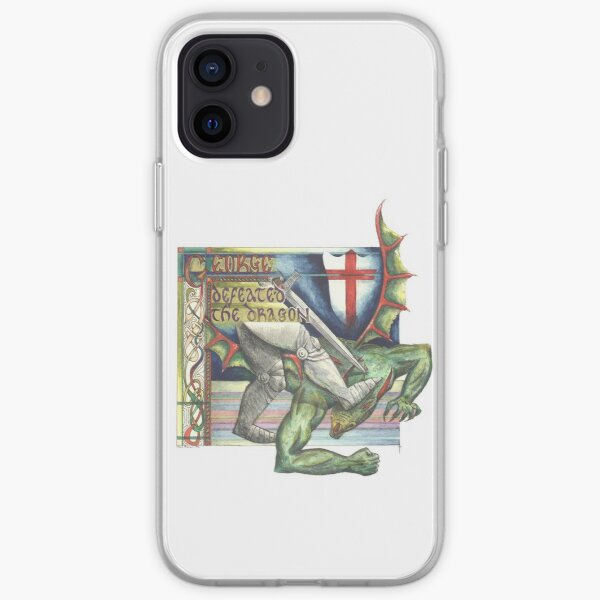 St. George and the Dragon iPhone Soft Case