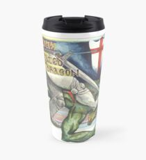 St. George and the Dragon Travel Mug