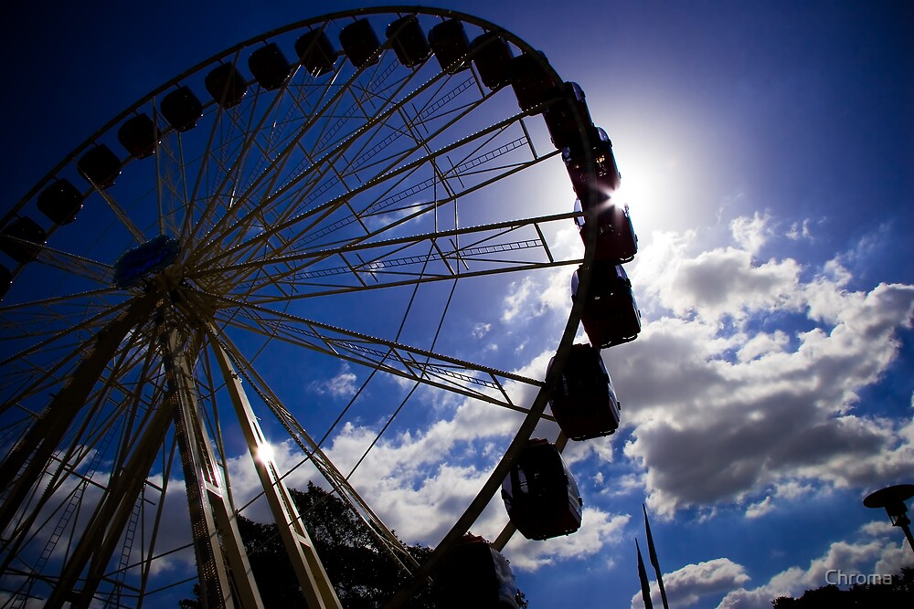 Big Wheel by Chroma