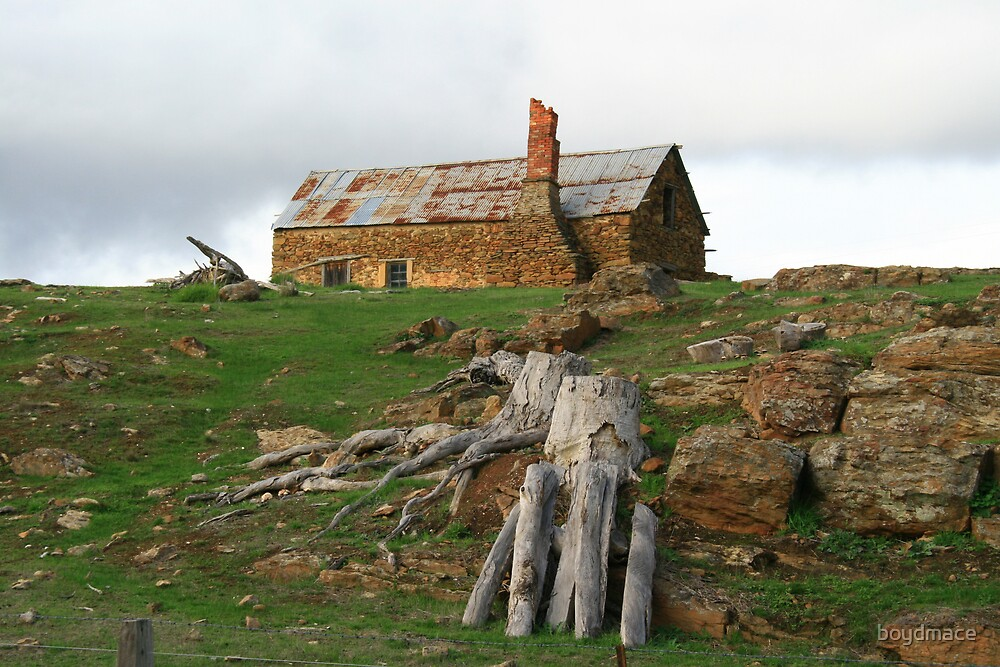 Stone Cottage Yandoit Victoria by boydmace