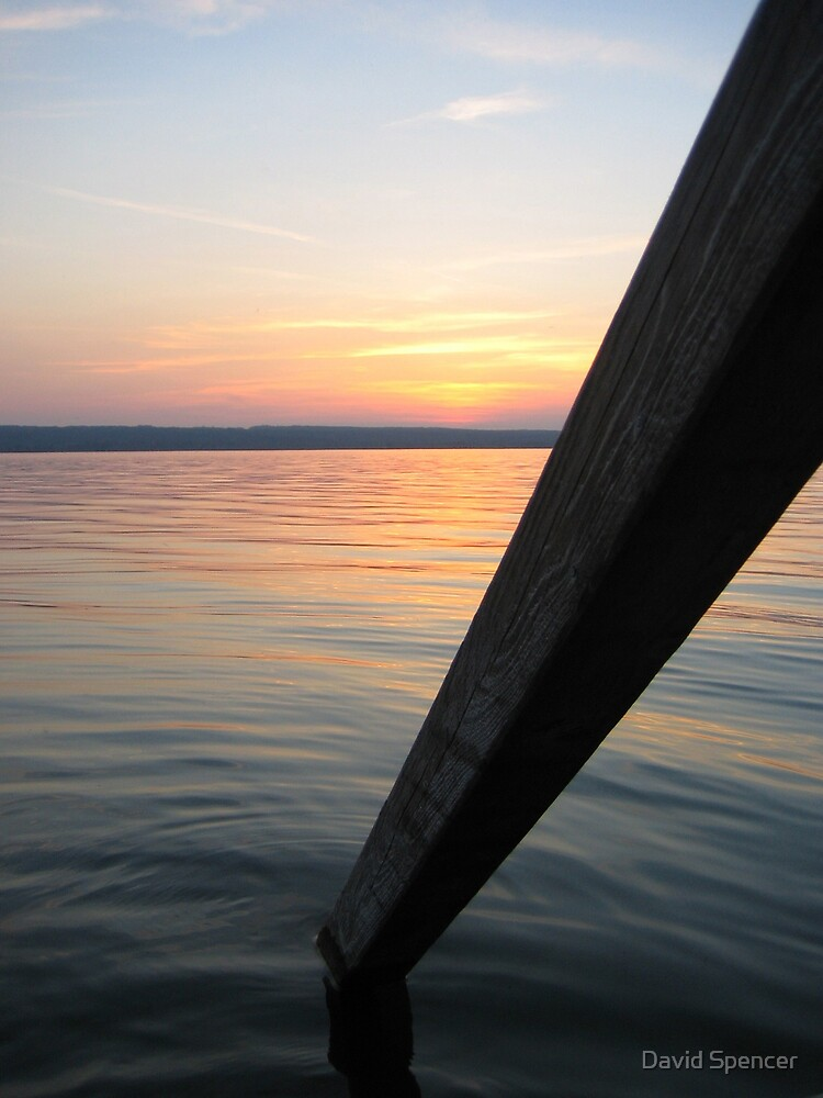 Am Ammersee by David Spencer