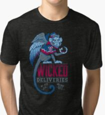 Wicked Deliveries Tri-blend T-Shirt
