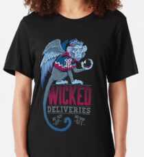 Wicked Deliveries Slim Fit T-Shirt