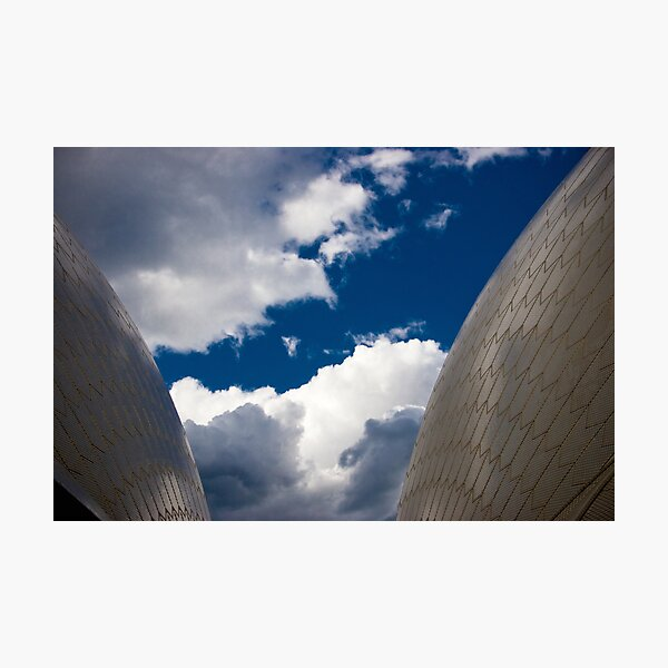 Sydney Opera House Photographic Print