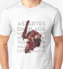 CODEX SPLATTER 26 Unisex T-Shirt