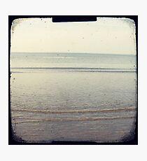 Peaceful sea Photographic Print