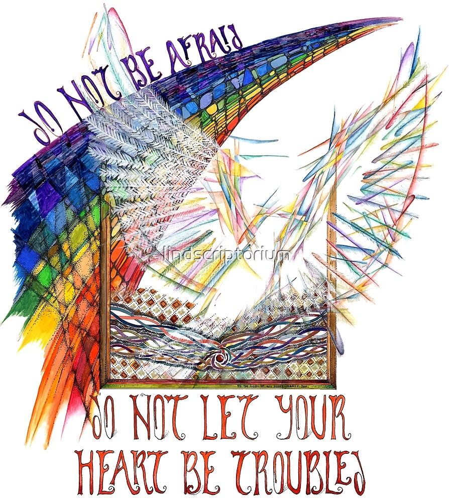 Heart by lindscriptorium
