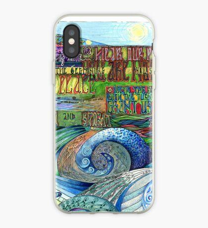 Graceful Trinity iPhone Case