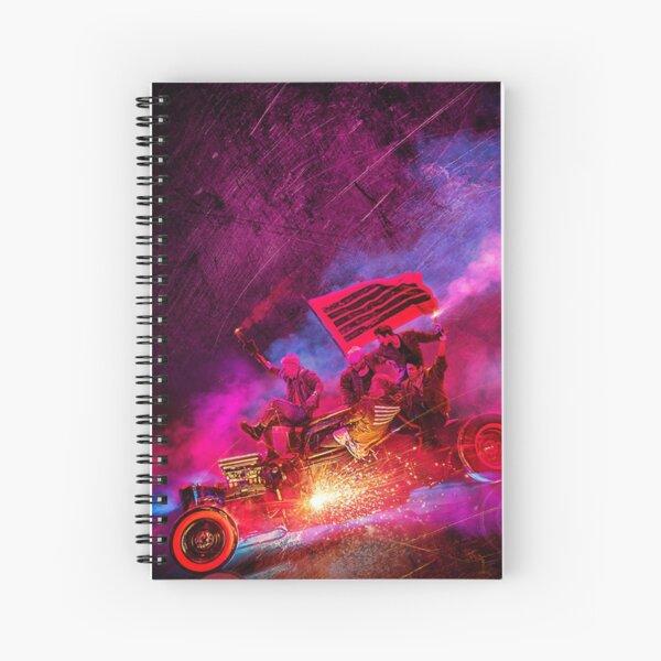 bang bang bang bigbang Spiral Notebook