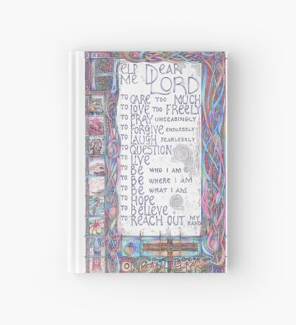 Help Me Dear Lord Hardcover Journal