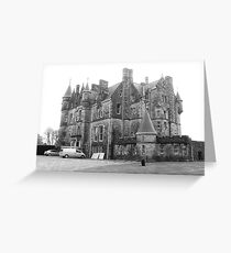 Blarney Castle, Cork  Greeting Card