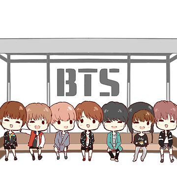 BTS You Never Walk Alone  by Spirealle
