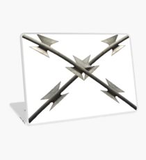 Razor Wire Laptop Skin