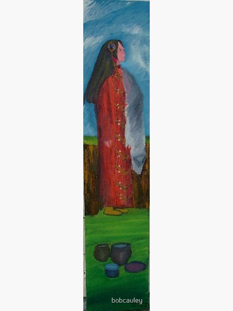 Indian Maiden by bobcauley