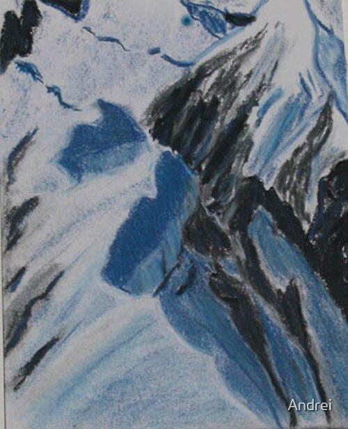 Mount Ridge by Andrei