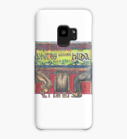 Abbess Hilda and the Synod of Whitby Case/Skin for Samsung Galaxy