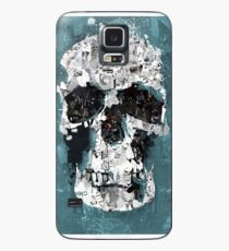 The Blue Skull of Baker Street Case/Skin for Samsung Galaxy
