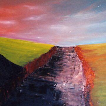 Pathway to Nowhere by bobcauley